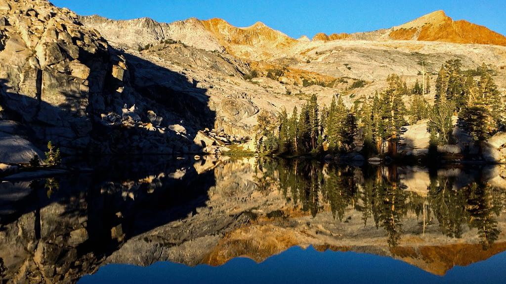Red Peak Pass Backpacking Trip
