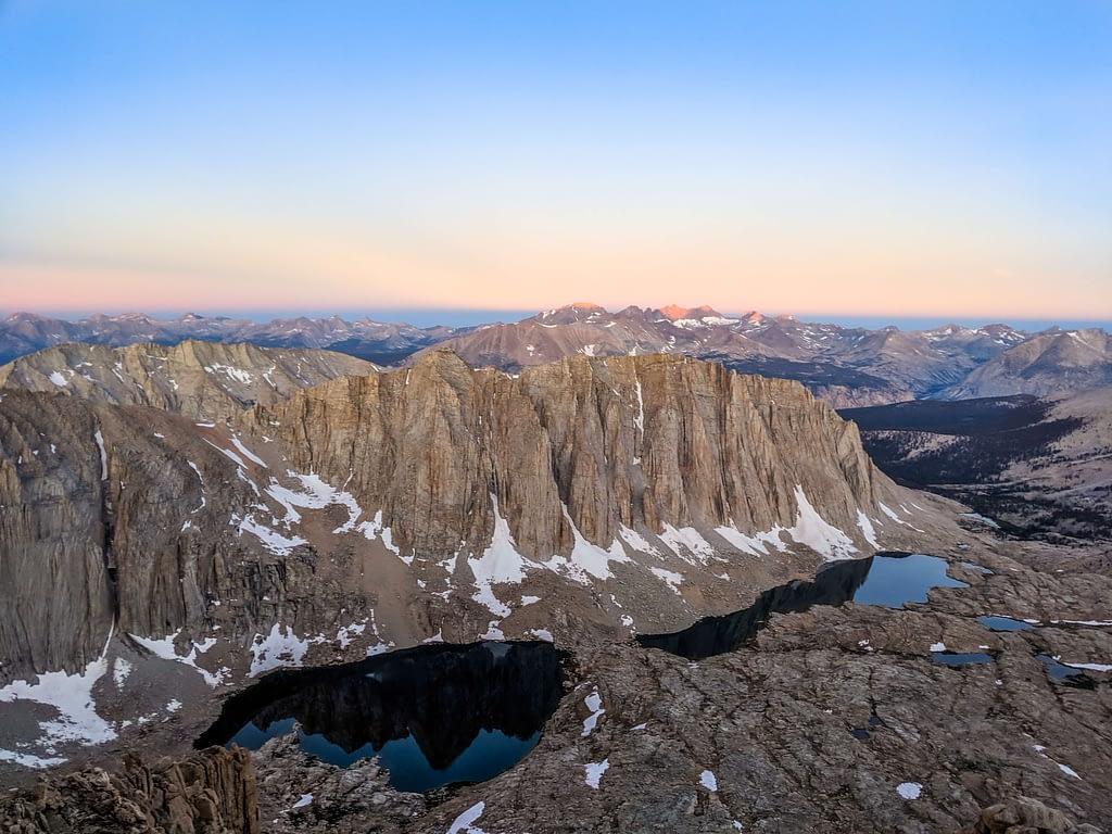 High Sierra Trail Backpacking Trip
